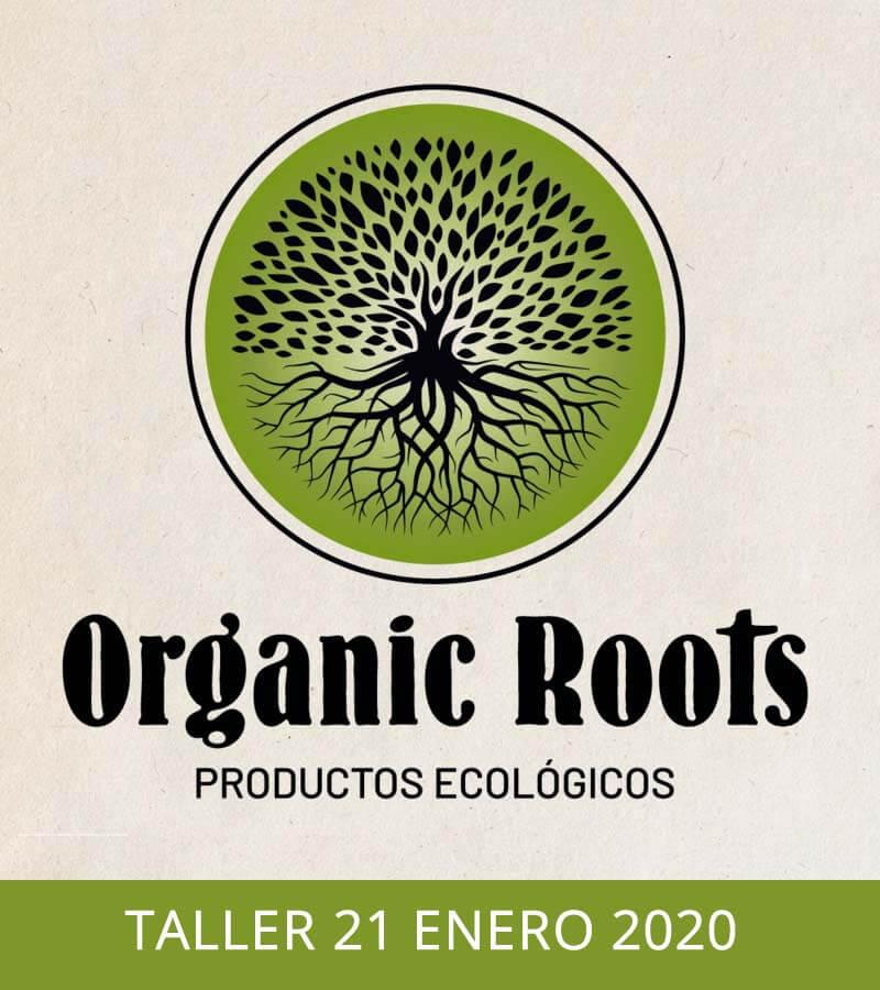 Organic Roots Taller